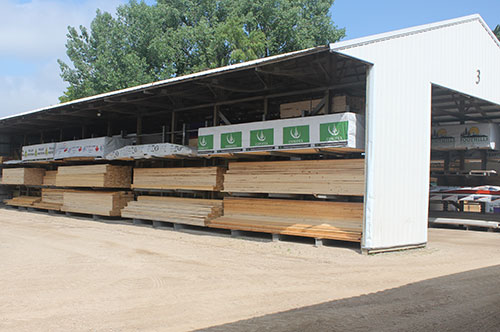 Products Grant County Lumber